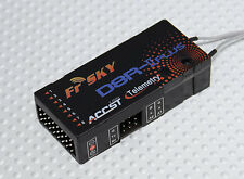 New FrSky D8R-II Plus 2.4 Ghz 8 Channel 8ch Receiver Telemetery Fr Sky ACCST RX