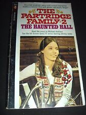 The Partridge Family #2 THE HAUNTED HALL Curtis Books Paperback 1970 TV Tie-in