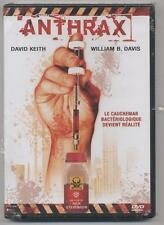 NEUF DVD ANTHRAX  THRILLER BACTERIOLOGIQUE SOUS BLISTER JOANNA CASSIDY  D. KEITH