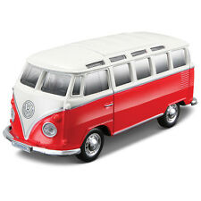 MAISTO SPECIAL EDITION VW CAMPER VAN SAMBA 1:25 SCALE, DIECAST MODEL COLLECTABLE