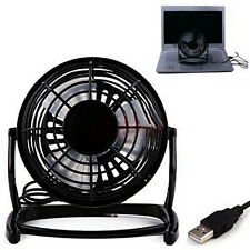 Notebook Laptop Computer Portable Super Mute PC USB Cooler Desk Mini Fan y5