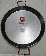 Spanish Made Imported 42cm / 10 Person Traditional Paella Pan