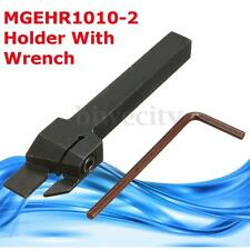 MGEHR1010-2 10mm Lathe Grooving Cut-Off Tool Holder For MGMN200 Insert 2mm Width