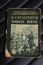 Il Cavaliere di Maison Rouge - Alessandro Dumas - 1^ Ed. Lucchi 1964
