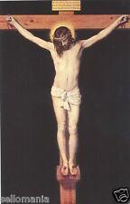 POSTAL DE VELAZQUEZ . CRISTO CRUCIFICADO . MUSEO DEL PRADO . VER TIENDA TP10243