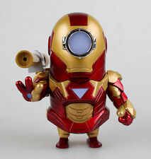 The Avengers iron man cosplay figure PVC figures figure doll dolls UT163 vivid