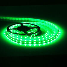 5M 5050 SMD Green 300 Led Strip Light Non-waterproof Car 12V 16.4ft Lamp Tape