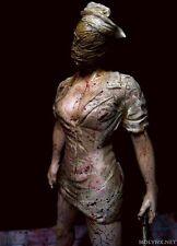 Silent Hill Nurse figure sculpture handmade
