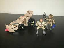 Z-Bots Micro Machines Action Figures zbots GALOOB Combots Military Raydarr Blitz