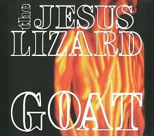 Goat [Deluxe Remastered Reissue] [Digipak] by The Jesus Lizard (CD, Oct-2009,...