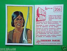 figurines figuren cromos stickers picture cards figurine big jim 206 panini 1977
