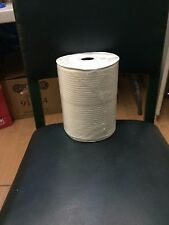 NEW Elastic White Thread 1000 yards 2.5 Pounds, Great Quality