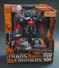 TRANSFORMERS BATTLE BLADES OPTIMUS PRIME VOYAGER MINT IN SEALED BOX!