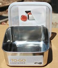 U Konserve To-Go Leak-Proof Container Stainless Steel Large salad Lunch Bento