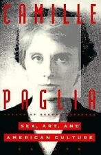 Sex, Art, and American Culture: Essays, Camille Paglia, 0679741011, Book, Accept