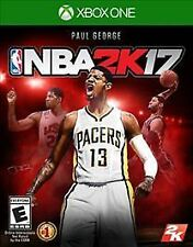 NBA 2K17 - Standard Edition - Xbox One - BRAND NEW - FAST SHIPPING