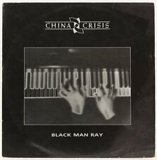 BLACK MAN RAY  CHINA CRISIS Vinyl Record