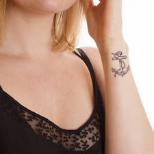 10 kleine Anker Tattoos - kleine Seemann Tattoos - Small Anchor