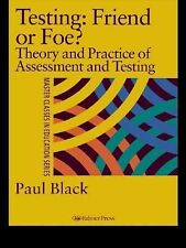Testing: Friend or Foe?: Theory and Practice of Assessment and Testing Master C