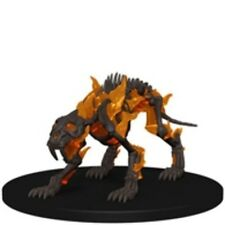 Hellcat Lightly Played  Deadly Foes D&D Minis