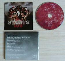 CD (NO BOX SANS BOITIER) STUNTS DJ'S VOL 1 - STUNTS  21 TITRES