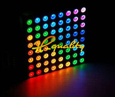Full Colour RGB LED Dot Matrix Display Module Common Anode 8x8  5mm