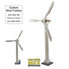LEGO Wind Turbine - Custom Model - Stands over 30cm tall