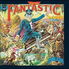 Captain Fantastic and the Brown Dirt Cowboy [Remaster] by Elton John (CD,...