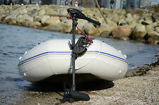 Trolling motor 55 lb trust Electric 12 volts for small boat