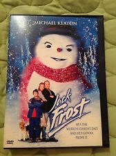 JACK FROST DVD 1999 MOVIE MICHAEL KEATON HOLIDAY
