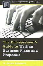 The Entrepreneur's Guide to Writing Business Plans and Proposals-ExLibrary