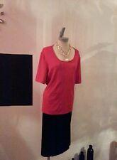 Shirt in Rot von Gerry Weber - Größe 44/46