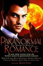 The Mammoth Book of Paranormal Romance  Paperback