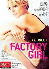 Factory Girl (DVD, 2009) New Region 4 Sealed DVD