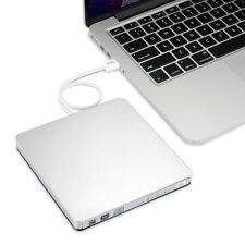 USB 3.0 External CD/DVD-RW Burner Writer Hard Drive for Macbook Pro Air Laptop