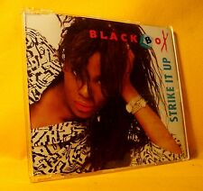 MAXI Single CD Black Box Strike It Up 4TR 1991 House, Eurodance