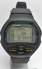 Casio DBF-50W Databank Telememo , Waterproof ,Worldtime LCD Watch Horloges Japan