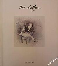 DAN STEFFAN - catalogue de l'exposition Murmures Galerie Jade 1990