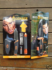 Gerber Bear Grylls Ultimate Pro Super knife & Fixed Blade, Poncho & Torch Combo