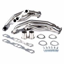 88-97 CHEVY GMC MANIFOLD STAINLESS RACING HEADER EXHAUST 5.0/5.7 V8 C/K PICK UP