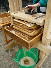 GENUINE CORNISH SCRUMPY CIDER PRESS DETAILED PLANS&INFO