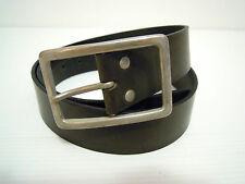 HUGO BOSS Cintura Donna Pelle Leather Woman Belt Signed Sz.S - M - L