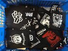 18 PUNK PATCHES joy division napalm death discharge clash sex pistols crass gbh