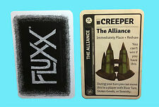 1 ALLIANCE PROMO CARD CREEPER Firefly Fluxx LOONEY LABS Deck Building Card Game