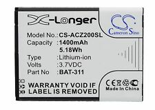 3.7V battery for Acer Liquid Z200 Z200 Li-ion NEW