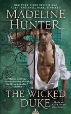 The Wicked Duke (Wicked Trilogy) by Hunter, Madeline, Good Book