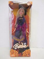 Barbie Halloween Wishes Doll Witch 2005 Mattel NRFB