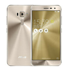"ASUS ZENFONE 3 ZE520KL 5.2"" DUALSIM@3GB RAM@32GB ROM@FULL HD@16MP CAM@ GOLD"