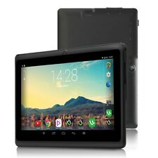 "iRULU eXpro X1 Black  7"" 8GB Android 4.4 Quad Core Dual Camera WIFI Tablet PC"