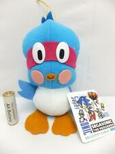 PLUSH DOLL SONIC THE HEDGEHOG Flicky 1992 w/tag JAPAN JAPANESE SEGA UFO PRIZE